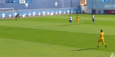 «Динамо U-21» — «Александрия U-21» — 1:3