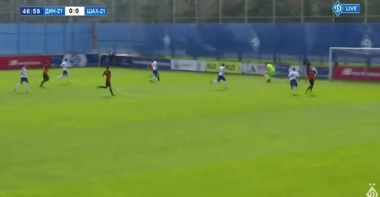 «Динамо U-21» — «Шахтер U-21» — 2:1