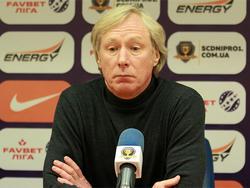 «Днепр-1» — «Динамо» — 3:1. Послематчевая пресс-конференция