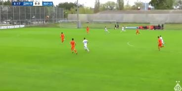 «Динамо U-19» — «Мариуполь U-19» — 4:1