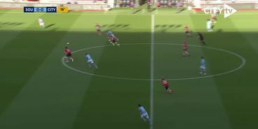 Грубая ошибка Зинченко привела к решающему голу в ворота «Манчестер Сити»