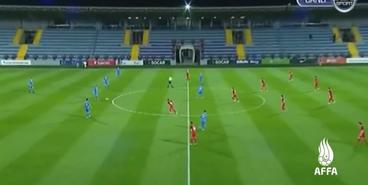 Азербайджан U-21 — Украина U-21 — 1:1