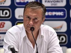 «Динамо» — «Брюгге» — 3:3. Послематчевая пресс-конференция Хацкевича