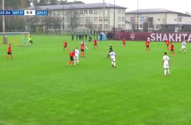 «Шахтер U-21» — «Динамо U-21» — 0:2