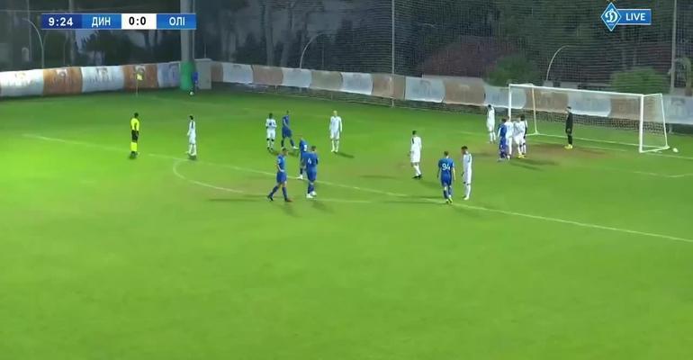 «Динамо» — «Олимпия» — 5:0