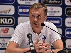 «Динамо» — «Шахтер»: послематчевая пресс-конференция Хацкевича