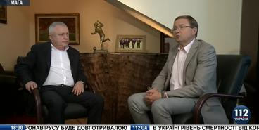 Игорь Суркис в программе «Мага» на 112