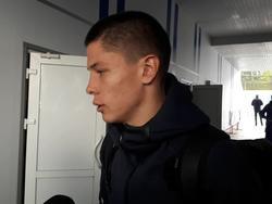 Попов - о матче с Ворсклой