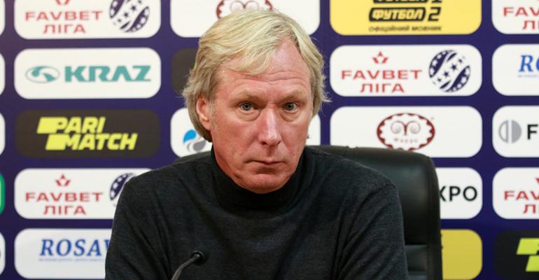 «Ворскла» — «Динамо»: послематчевая пресс-конференция