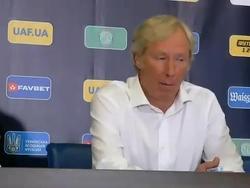 «Динамо» — «Ворскла». Послематчевая пресс-конференция Михайличенко