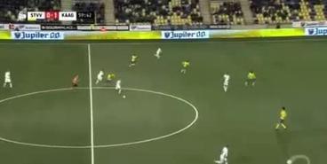 Второй гол Яремчука «Сент-Трюйдену»