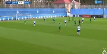 «Динамо U-21» — «Ворскла U-21» — 2:2
