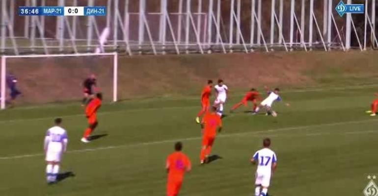 «Мариуполь U-21» — «Динамо U-21» — 0:1