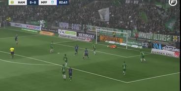 «Хаммарбю» — «Мальме» — 2:0. Обзор матча