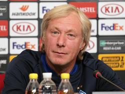 «Динамо» — «Копенгаген»: предматчевая пресс-конференция Алексея Михайличенко