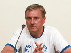 «Динамо» — «Брюгге»: предматчевая пресс-конференция Александра Хацкевича