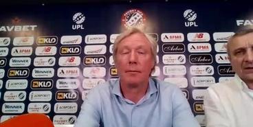 «Динамо» — «Шахтер» — 2:3. Послематчевая пресс-конференция Михайличенко