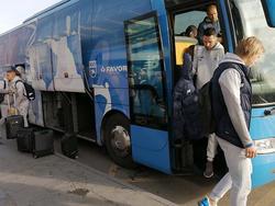 «Динамо» отправилось в Данию, на матч с «Копенгагеном»