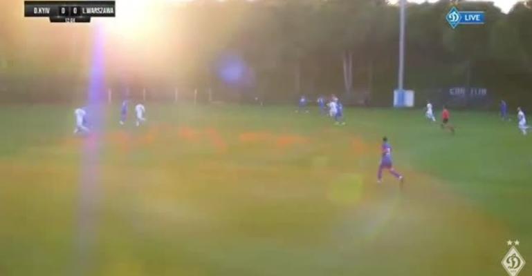 «Динамо» — «Легия» — 1:1