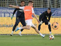 Украина — Нигерия: новости перед игрой, репортаж со стадиона