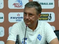 «Динамо» — «Шахтер» — 2:1. Послематчевая пресс-конференция А.Хацкевича