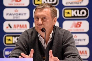 «Динамо» — «Шахтер» — 0:0. Послематчевая пресс-конференция