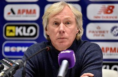«Динамо» — «Мариуполь» — 3:0. Послематчевая пресс-конференция