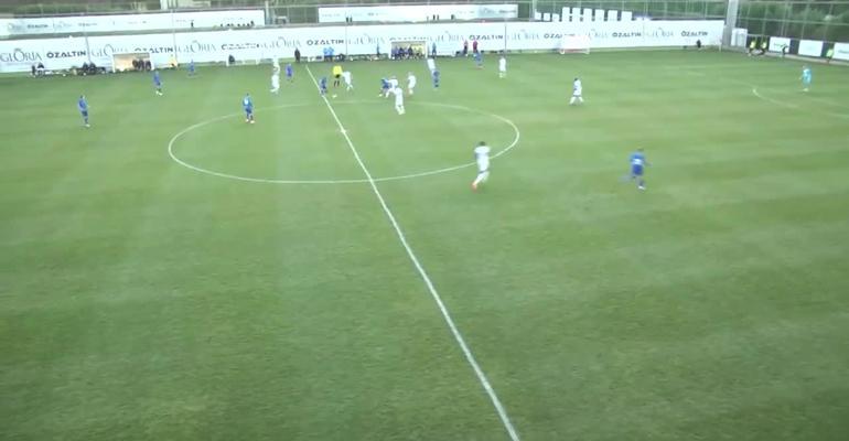 «Динамо» — «Стремсгодсет» — 3:0