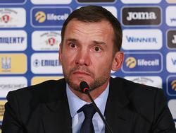Украина — Литва — 2:0. Послематчевая пресс-конференция