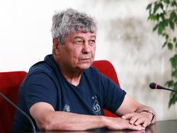 «Динамо» — АЗ: предматчевая пресс-конференция Луческу