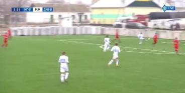 «Ингулец U-21» — «Динамо U-21» — 0:6