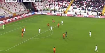 Второй гол Рыбалки в ворота «Галатасарая»