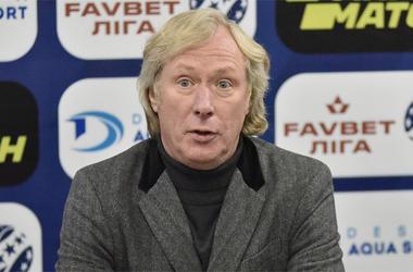 «Десна» — «Динамо» — 0:1:  послематчевая пресс-конференция