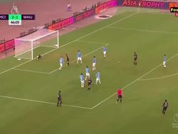 «Манчестер Сити» — «Вест Хэм» — 4:1. Обзор второго тайма