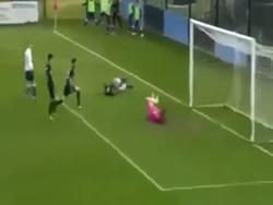 Футболиста «Хайдука» удалили с поля за жест в стиле Роналду