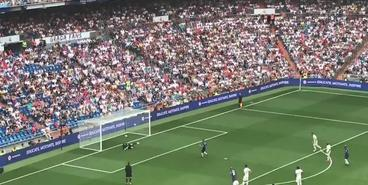 Гол Шевченко в матче звезд «Челси» и «Реала»