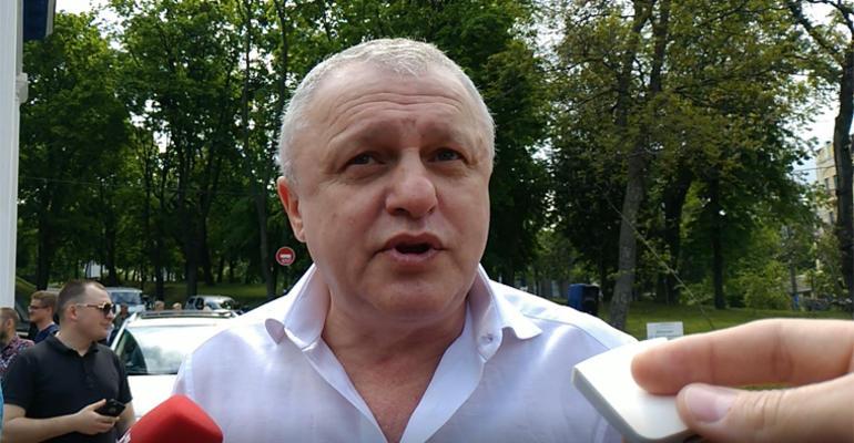 Интервью Игоря Суркиса