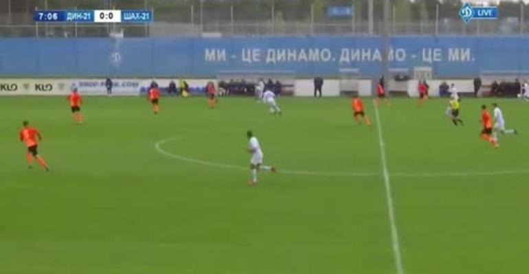 «Динамо U-21» — «Шахтер U-21» — 3:1