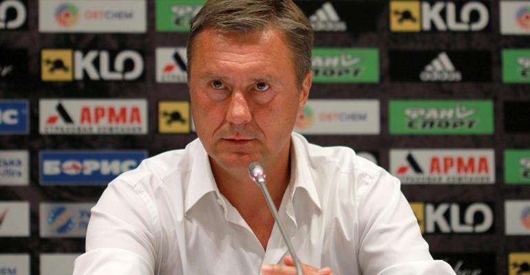 «Александрия» — «Динамо» — 0:2. Послематчевая пресс-конференция
