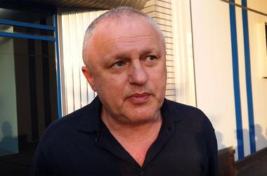 Игорь Суркис — о первом официальном матче «Динамо» при Луческу