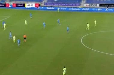Первый гол Яремчука за «Гент» в 2021 году