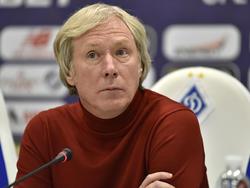 «Динамо» — «Ворскла» — 2:1. Послематчевая пресс-конференция