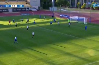 «Динамо» — «Нефтчи» — 2:1