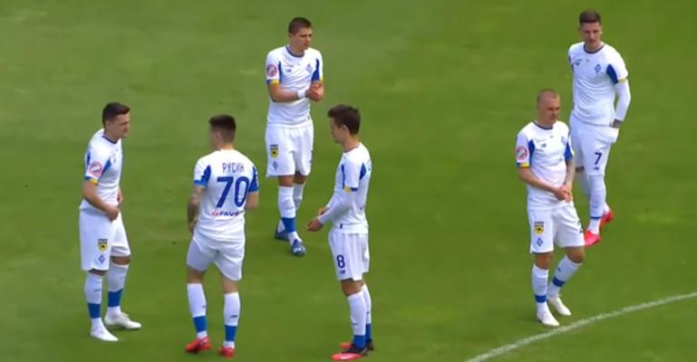 «Динамо» — «Рух» — 0:0