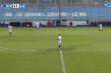 «Динамо U-21» — «Львов U-21» — 3:2
