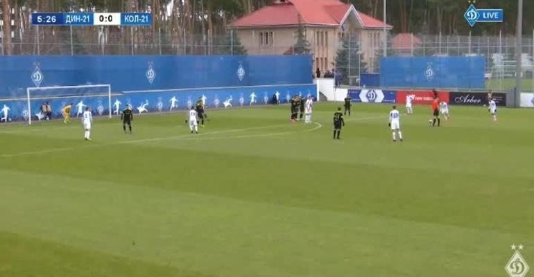 «Динамо U-21» — «Колос U-21» — 5:0
