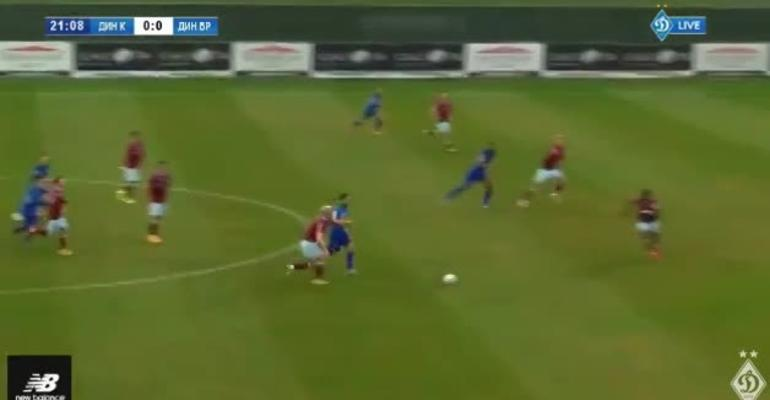 «Динамо» —  «Динамо-Брест» — 3:0