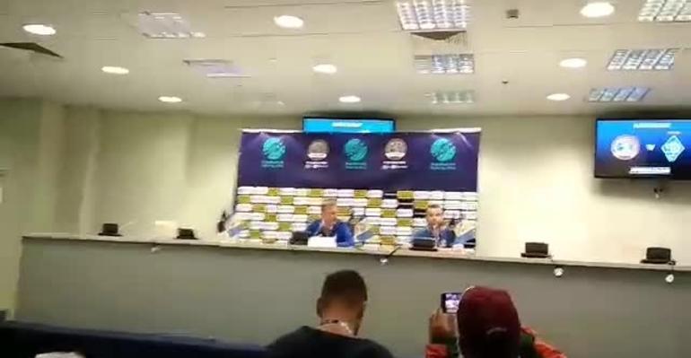«Львов» — «Динамо»: послематчевая пресс-конференция